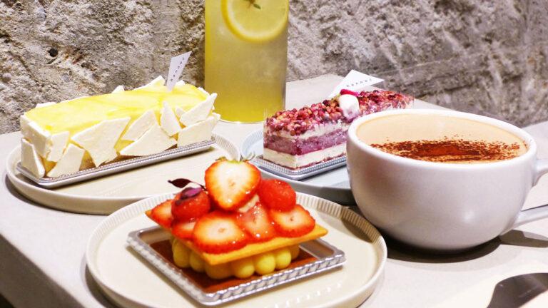 「パティシエが楽しんで作るケーキを」パティスリー&カフェ・ハノック、大阪・中崎町にオープン