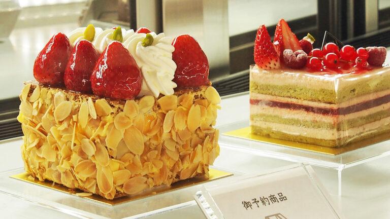 幻のケーキが復活!?パティスリー「NOLI et NORI(ノリエノリ)」が東京・浜松町にオープン!