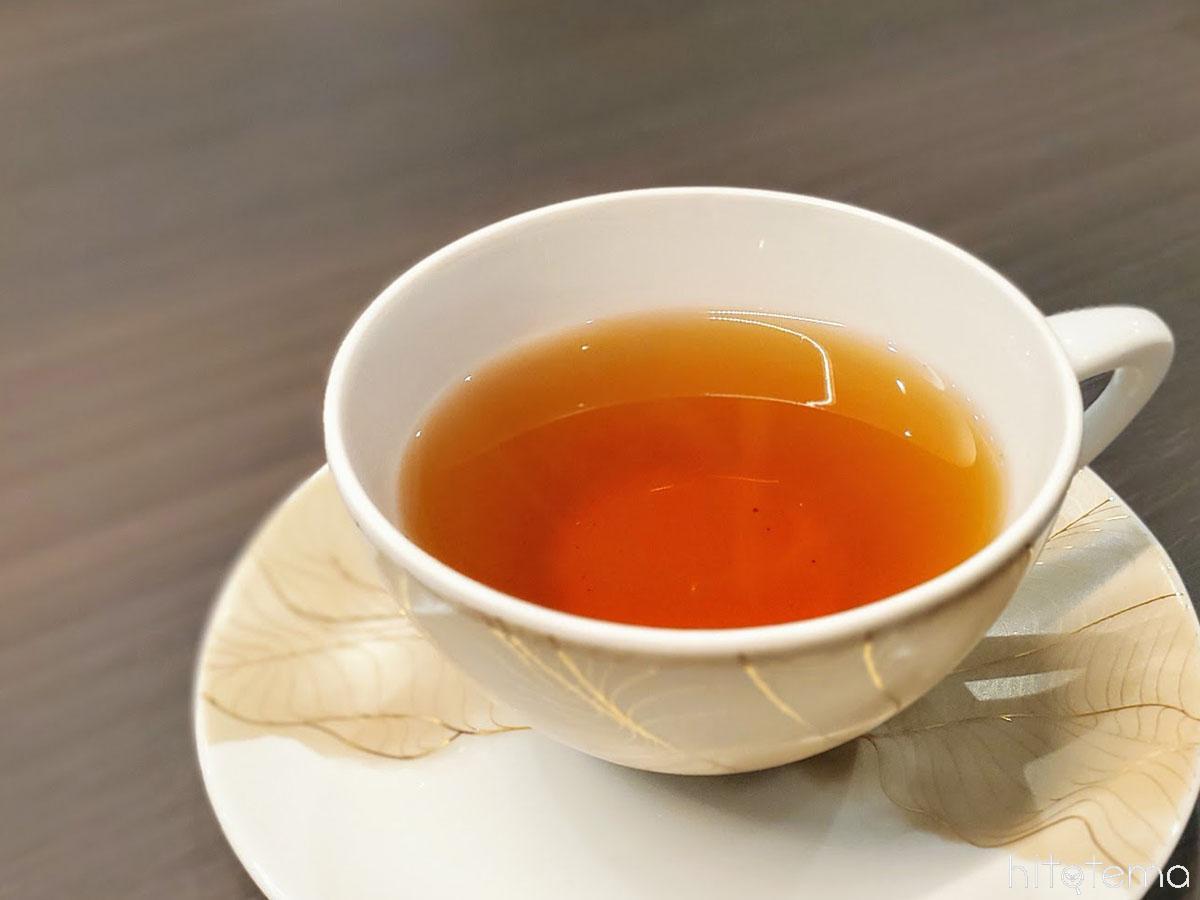 オリジナルブレンドの中国茶