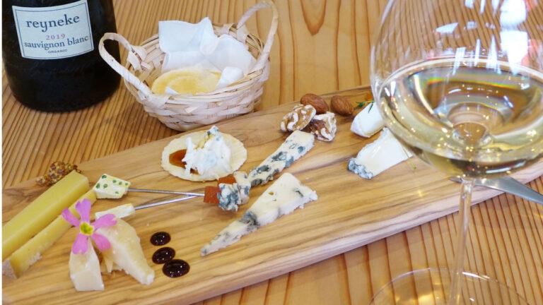 奈良「農と発酵Zen」でコーヒー・チーズ・ワインと豊かな物語を