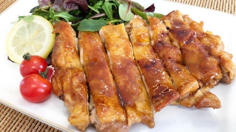 皮目が香ばしい鶏の照り焼きのレシピ!美味しく作る4つのコツ #昭和ごはん