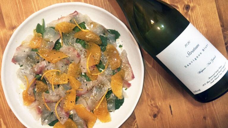 白ワインに合う!ソムリエが作るデコポンを使った前菜3品 #ソムリエの逸品