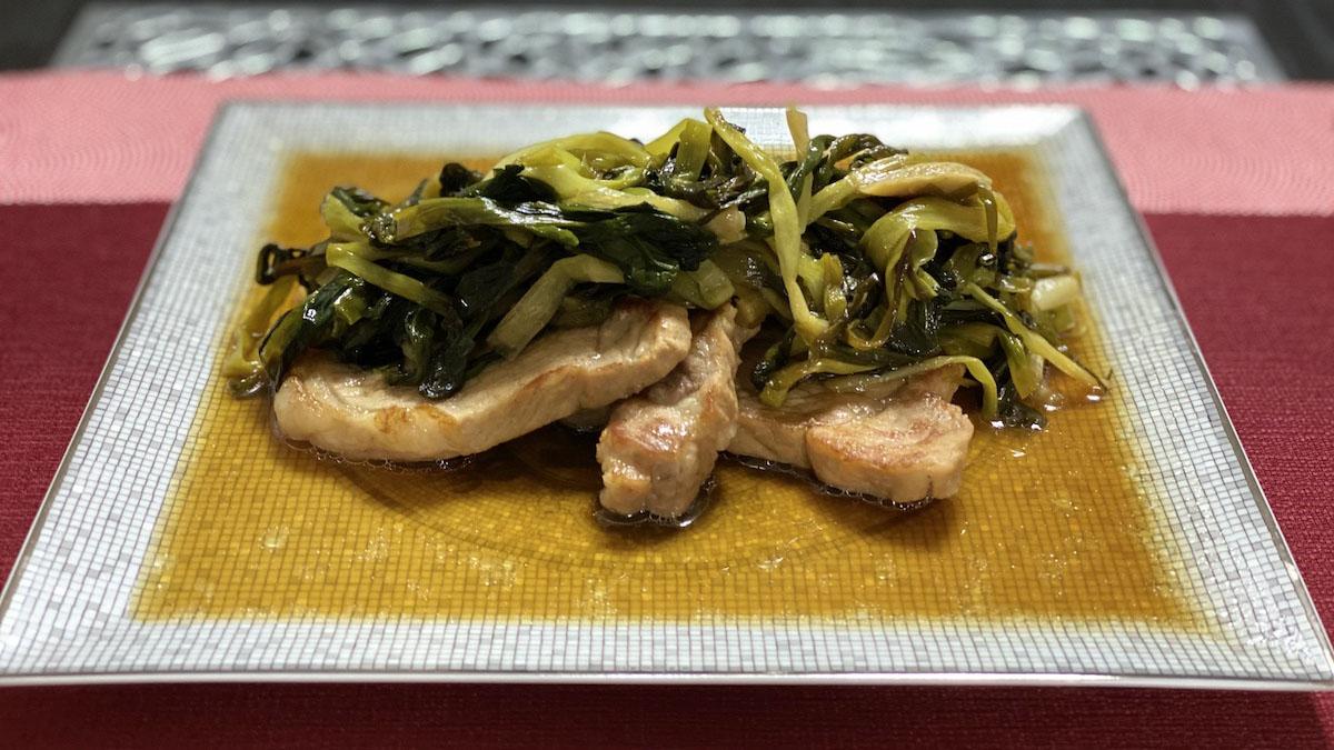 万能ネギ3把!上海・葱䈽排骨(ツォンカオパイクー)のレシピ #世界の料理