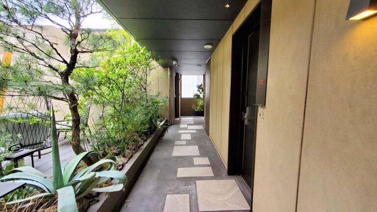「アゴーラ 東京銀座」は、茶邸がコンセプトの和モダンホテル。屋上階もおすすめ!