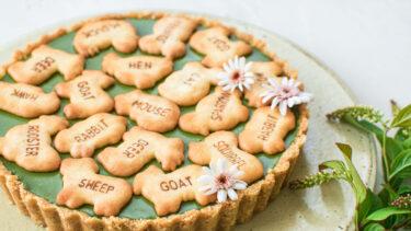 たべっ子どうぶつの牧場タルトのレシピ #aiさんのお菓子リメイク