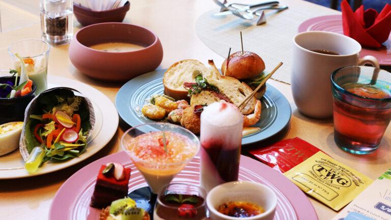 お得なブッフェから名店のコースランチまで!ANAクラウンプラザホテル大阪のグルメランチ