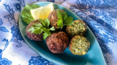 アラブの味ファラフェルのレシピ #ハーブとスパイスの教科書