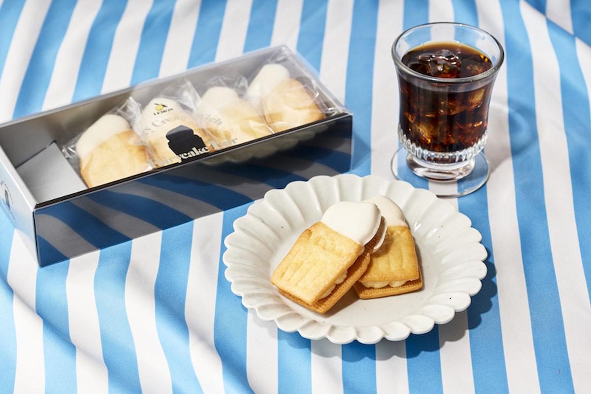 冷やして食べたい夏のバターサンド。Fairycake Fair「フェアリークリームウィッチ 瀬戸内レモン生バターサンド」