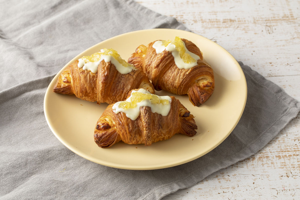 Curly's Croissant TOKYO BAKE STANDの「レモンクロワッサン」