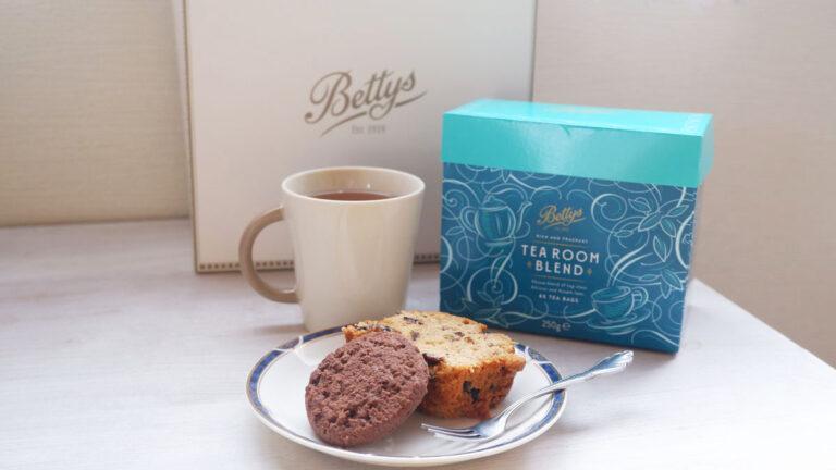 イギリスからお取り寄せ!Bettysの本格ティータイムをご自宅で #ロンドン女子の英国日記