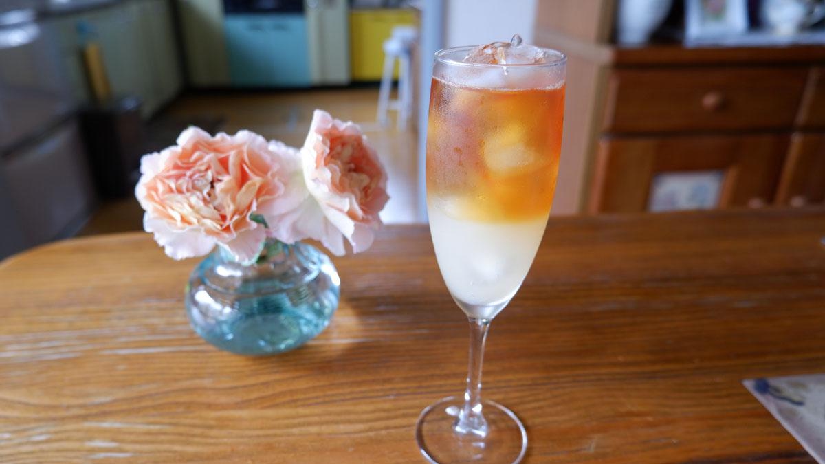夏のおうちカフェに!自宅で簡単、ミルクのセパレートティー #ロンドン女子の英国日記