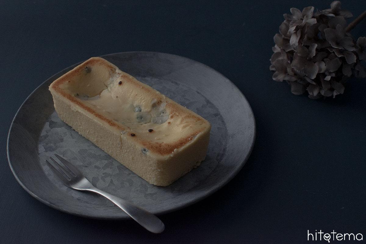 生ブルーチーズケーキ 青」