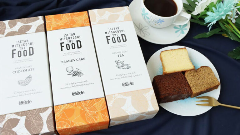 三越伊勢丹ブランド「シベール ブランデーケーキ」3種を食べ比べ!洋酒ケーキ初心者にもおすすめ