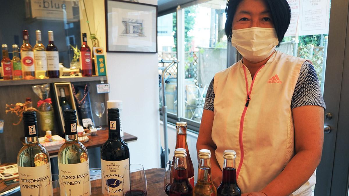 """横濱ワイナリー ~日本一小さなワイナリーの挑戦「ワインが好きになる""""入り口""""でありたい」~"""
