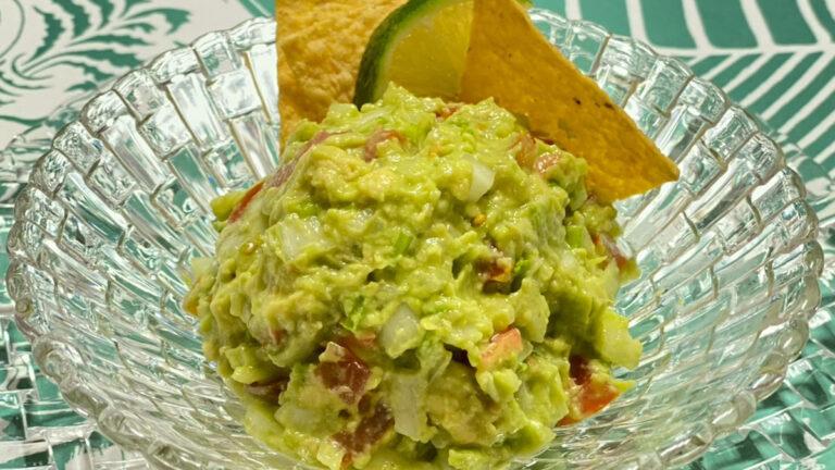 手が止まらない!メキシコ・ワカモレ(guacamole)のレシピ #世界の料理
