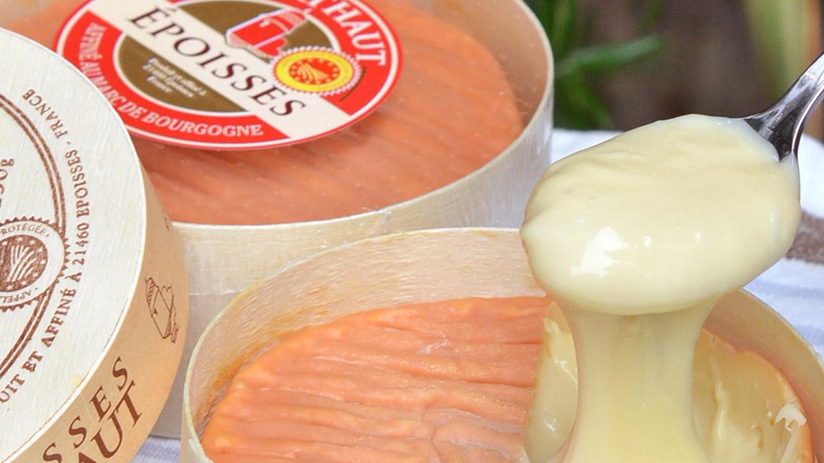 """チーズの王様「エポワス」、""""臭い""""だけじゃない芳醇な魅力とは"""