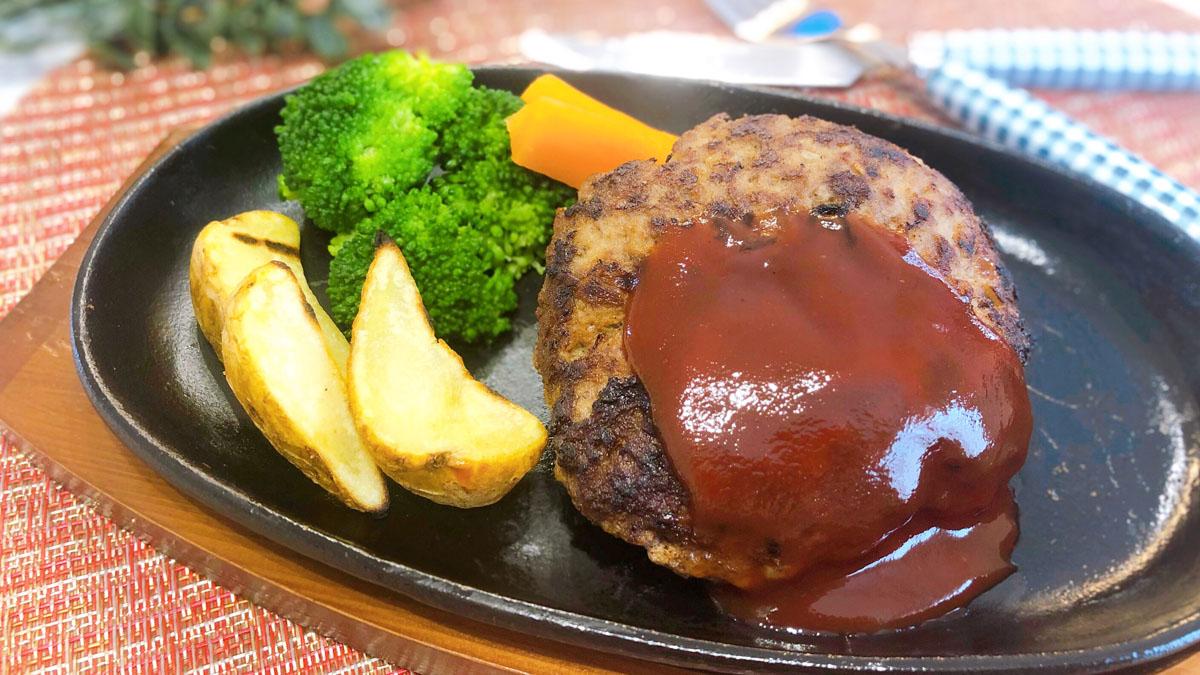 肉汁あふれるハンバーグを作る裏技!7つのコツを大公開