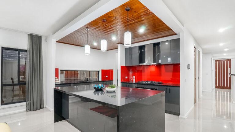 モダンなインテリアキッチンのある暮らし#心地よい住まい