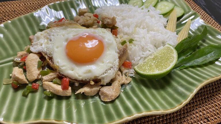 すっかり定番!タイ「ガパオライス」のレシピ #世界の料理