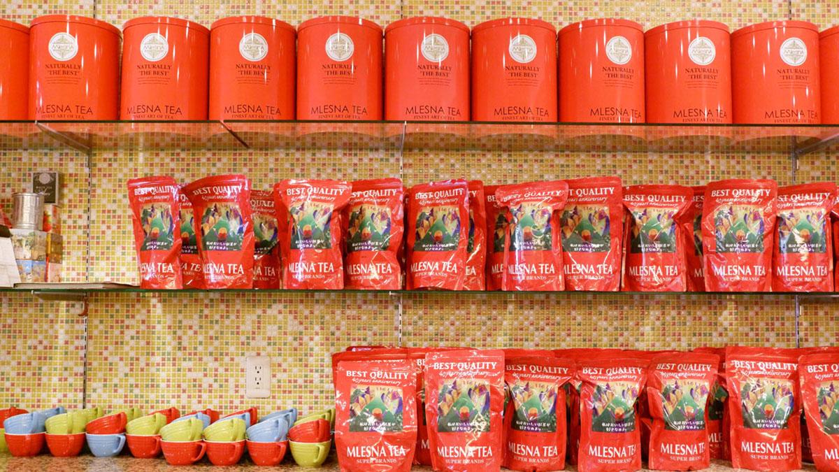 紅茶を気軽に!お気に入りの一杯に出会える 「The Tee Tokyo」 #ロンドン女子の英国日記